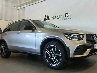 begagnad Mercedes GLC300 - BenzDE SUV | KAMPANJ | PANORAMA / AMG / DRAG