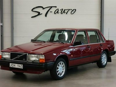 begagnad Volvo 740 GL 2.3 Låga mil 116hk