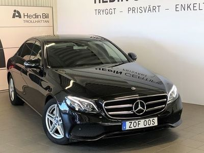 begagnad Mercedes E220 | 360° KAMERA| 2-ÅRS NYBILSGARANTI | PREMIUMPAKET