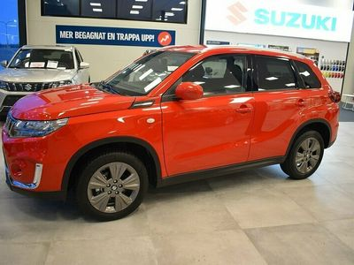 begagnad Suzuki Vitara 1.4T AllGrip 4x4 Hybrid Fri hemleverans