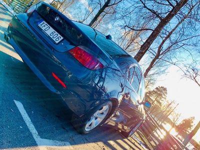 begagnad BMW 523 E60 i / NY BESIKTAD & SKATT