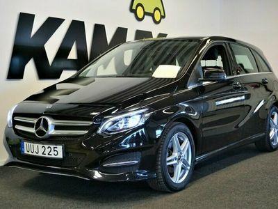 begagnad Mercedes B200 d 7G-DCT, 136hk