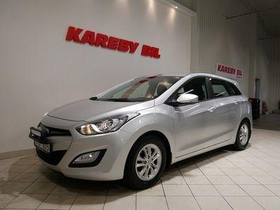begagnad Hyundai i30 cw 1.6 CRDi 110hk