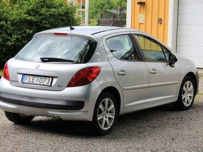 begagnad Peugeot 207 5-dörrar 1.6 Sport 120 hk