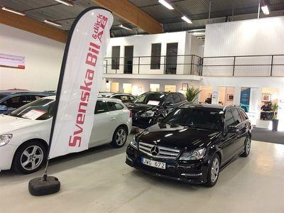 begagnad Mercedes C220 CDI AMG AUT DRAG 1,85% RÄNTA