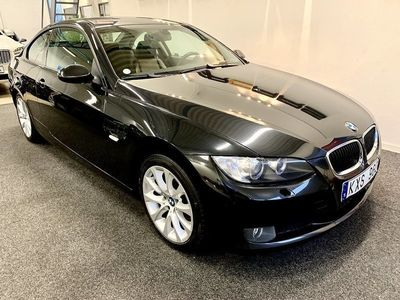 begagnad BMW 320 d Coupé Aut Sv-såld Sport stolar 177hk