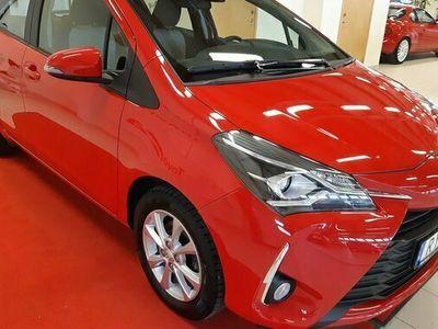 begagnad Toyota Yaris 1.5 VVT-i Active Vinterhjul