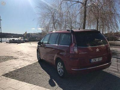 begagnad Citroën Grand C4 Picasso Exclusive 2.0 HDi -10