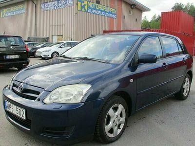 begagnad Toyota Corolla Verso Corolla 5-dörrars Halvkombi 1.6 VVT-i 2005, Kombi Pris 24 900 kr