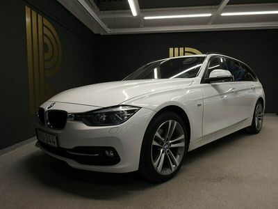 begagnad BMW 320 d xDrive Touring, F31 (190hk) Sport line
