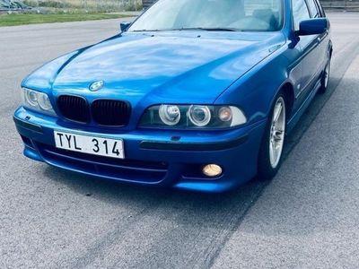 begagnad BMW 525 touring GDS facelift