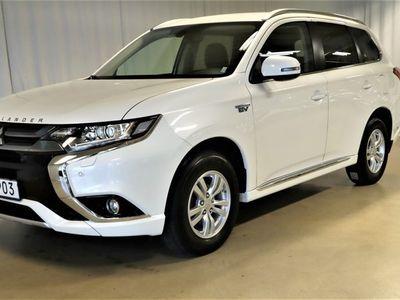 brugt Mitsubishi Outlander P-HEV Fleet Edition
