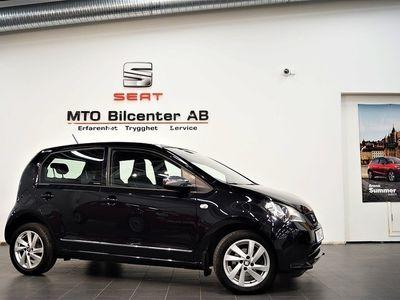 begagnad Seat Mii 5-dörrar 1.0 Euro 6 75hk