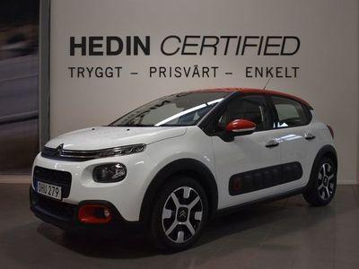 begagnad Citroën C3 1,2 PureTech 110 hk Feel