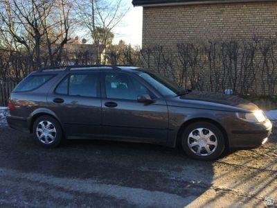 begagnad Saab 9-5 kombi 2,0T 15000mil Välskött -05