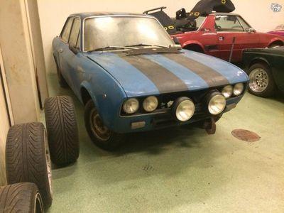 begagnad Fiat Coupé 124 sport1971