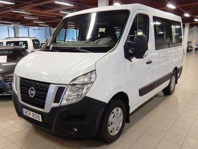 begagnad Nissan NV400 2,3 145Hk 9-Sits