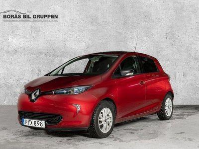 begagnad Renault Zoe R90 92 hk 41 kWh Life batterihyra