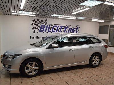 begagnad Mazda 6 2.0Kombi Advance 2009, Personbil 54 500 kr