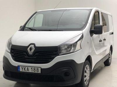 begagnad Renault Trafic 1.6 dCi Skåp 2017, Personbil 125 000 kr