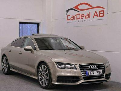 begagnad Audi A7 4G