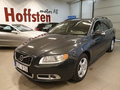begagnad Volvo V70 D3 Geartronic Momentum Aut Bluetooth