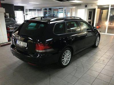 begagnad VW Golf 1,6 TDI