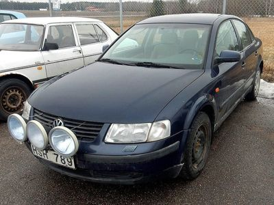 begagnad VW Passat Turbo ( Besiktings 2or) -98