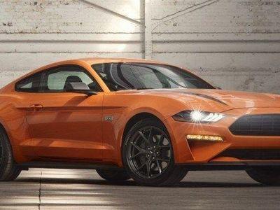 begagnad Ford Mustang GT Fastback V8 450hk BESTÄLLNING