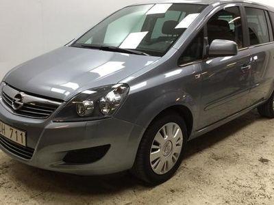 begagnad Opel Zafira II 1.6 CNG Turbo ecoFLEX 2011, SUV 55 000 kr