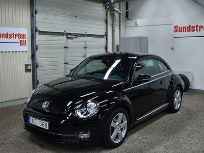 begagnad VW Beetle 1.2 TSI 105Hk Premium