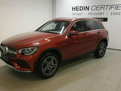 begagnad Mercedes 300 GLC BenzDE 4Matic SUV 2021, SUV Pris 605 900 kr
