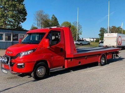 begagnad Iveco Daily 72C18 Bärgningsbil Fullutrustad