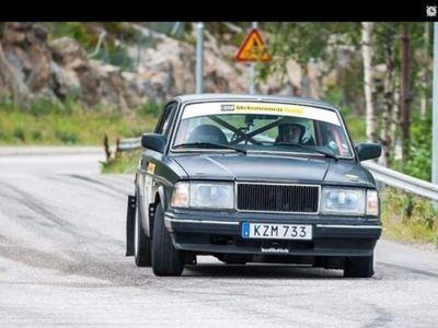 usado Volvo 240 voc säljes -89