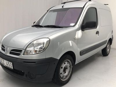 begagnad Nissan Kubistar 1.5 dCi