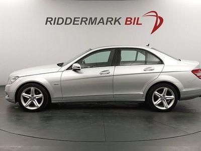 begagnad Mercedes 180 C-KlassCGI BlueEFFICIENCY AVANTGARDE 156hk