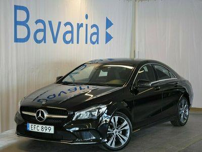 begagnad Mercedes CLA200 d 4MATIC 7G-DCT Euro 6