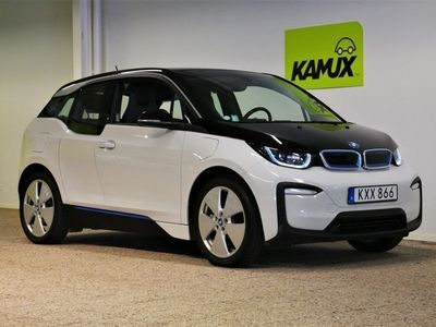 begagnad BMW i3 94 Ah REX Single Speed, 170hk, 2018