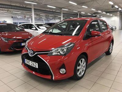 begagnad Toyota Yaris 1,5 Elhybrid Active Comfortpaket