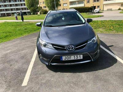 begagnad Toyota Auris