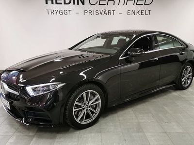 begagnad Mercedes CLS450 4MATIC COUPÉ // Demobil //