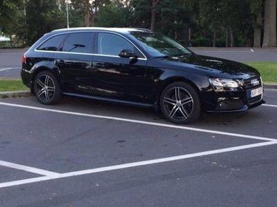 begagnad Audi A4 2.0TDI Quattro proline