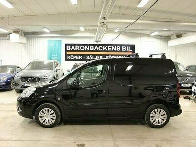 begagnad Citroën Berlingo Van 1.6 HDi Drag Kamrem Byt 2015, Transportbil Pris 88 500 kr