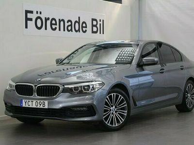 begagnad BMW 520 d xDrive Sedan Sport Line MHEV