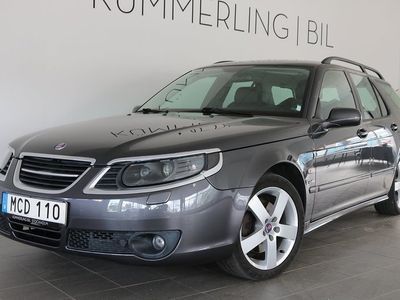 used Saab 9-5 SC 2.3 T BioPower Aut Griffin, Vector 210hk