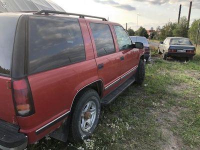 begagnad Chevrolet Tahoe