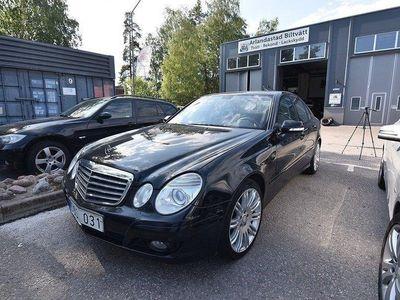 begagnad Mercedes E280 CDI 190 HK AUT KAMKEDJA