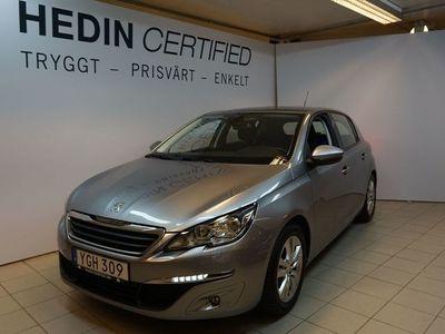 begagnad Peugeot 308 1.2T PureTech Active