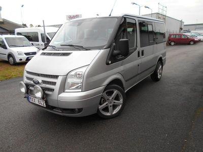 begagnad Ford Tourneo minibuss 2,2 tdci ren. växellåda -12