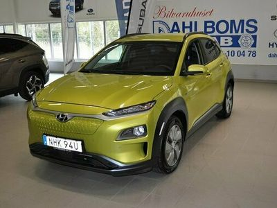 begagnad Hyundai Kona Electric 64 kWh Advanced 2020, Personbil 471 700 kr